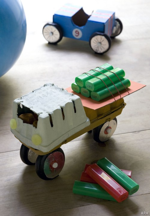 Candy Truck Fun Family Crafts