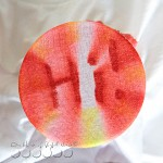 Cool Marker-Dyed T-Shirts