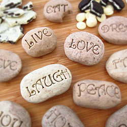 Sweet Serenity Stones Fun Family Crafts