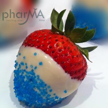 Patriotic Strawberries