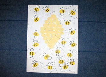 Fingerprint Busy Bees