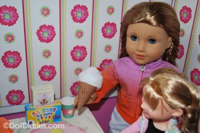 Doll Size Ice Cream Cone