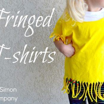 Fringed T-Shirt