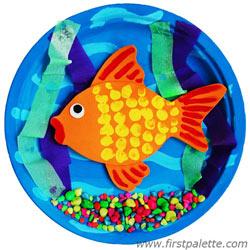 3D Goldfish Bowl
