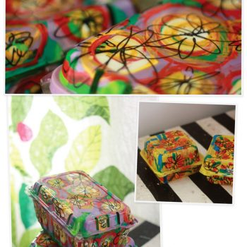 Kaleidoscope Berry Boxes