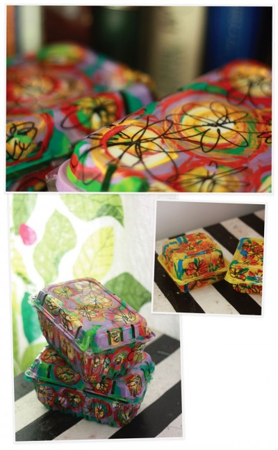 Kaleidoscope Berry Boxes