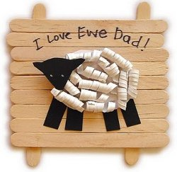 I Love Ewe, Dad