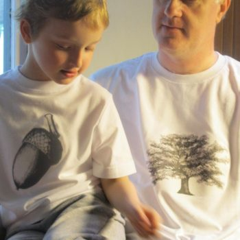 Nut & Tree Shirts for Father's Day