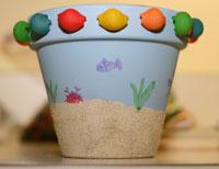 Ocean Flower Pot