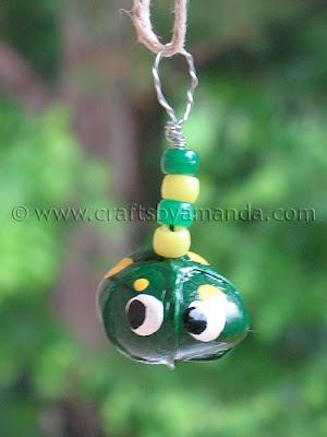 Pet Rock Necklace