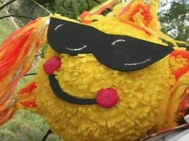 Sun Piñata