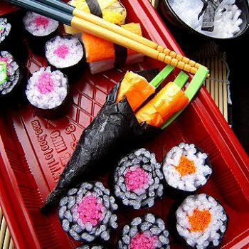 Faux Gourmet Sushi