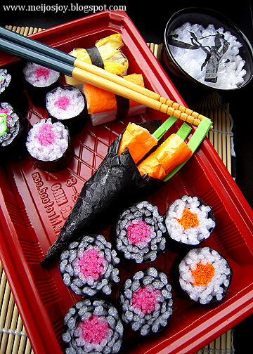 Faux Gourmet Sushi Fun Family Crafts