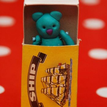 Matchbox Teddy