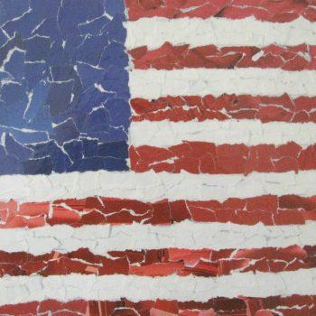 Flag Magazine Mosaic