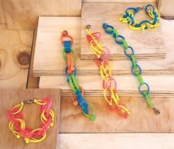 Zip Tie Link Bracelet