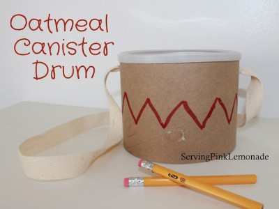 Homemade Drum