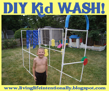Back Yard Kid Wash