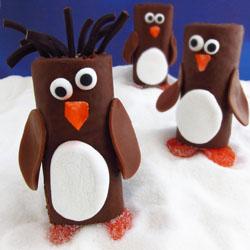 Penguin Snack Cakes