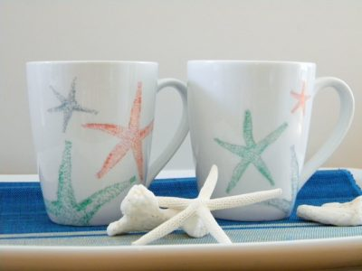 Decorated Mugs