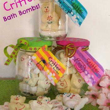 Critter Bath Bombs