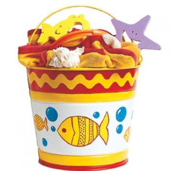 In-the-Swim Beach Pail