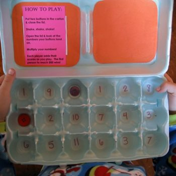 Egg-O Math Game