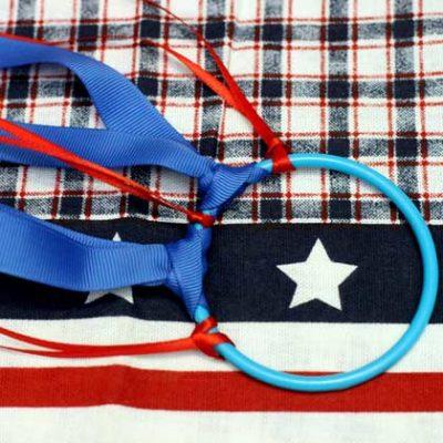 Flowing Ribbon Bracelet