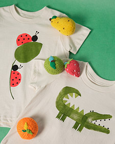 Potato Print Clothes