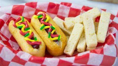 twinkie hot dogs