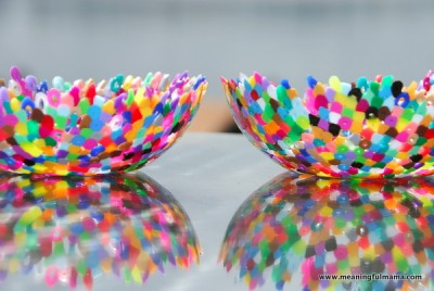 perler bead bowl