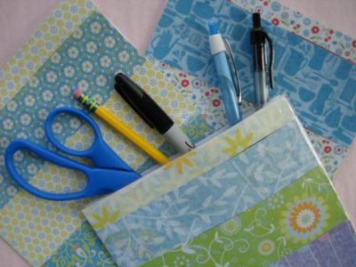 Stylish Pencil Pouches