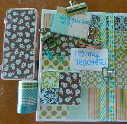 Embellished School Supplies