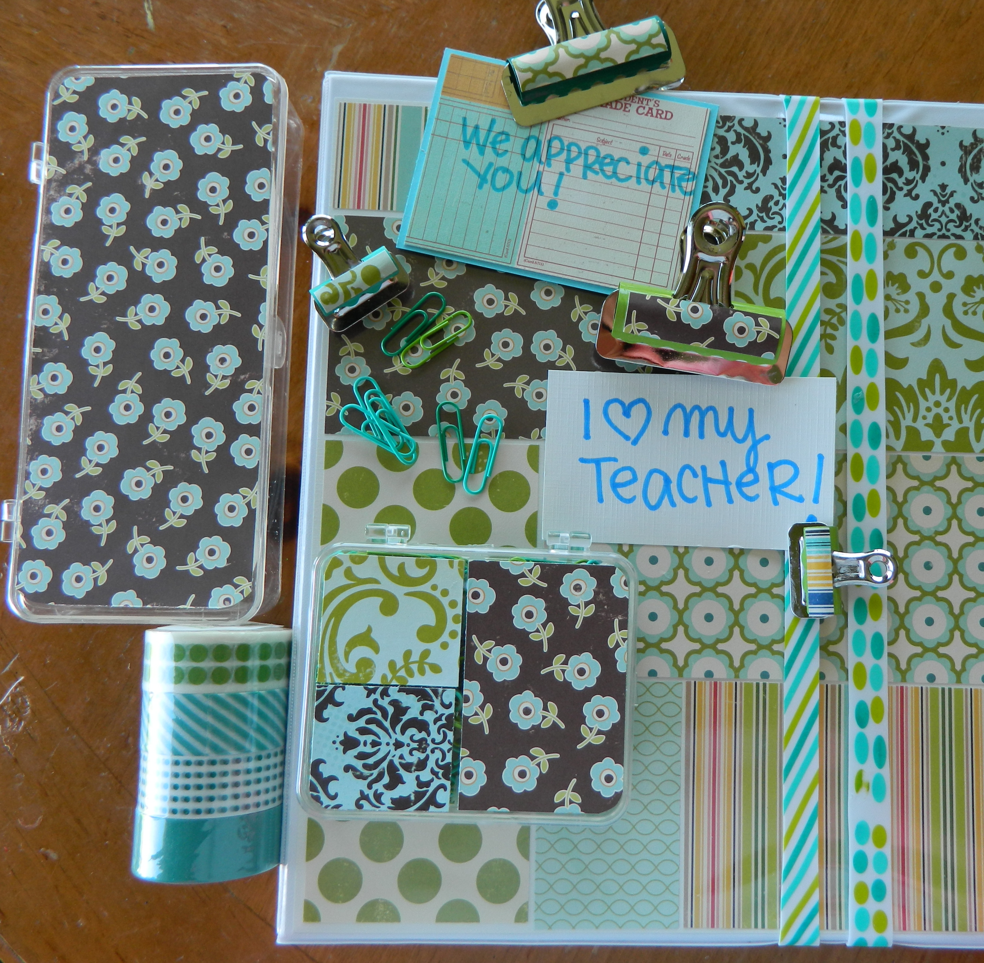 & Embellished School Supplies | Fun Family Crafts
