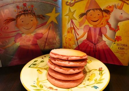 Pinkalicious Pancakes