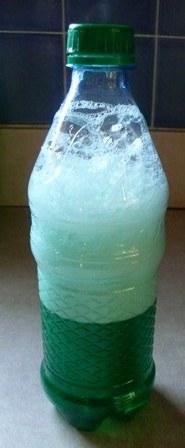 Bubble Sensory Bottle