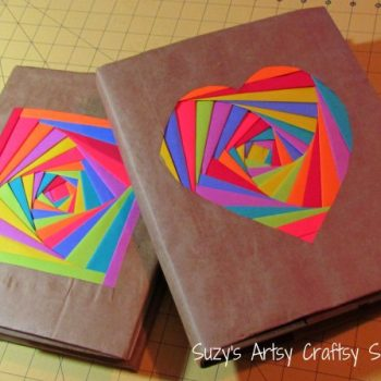 Colorful Book Covers