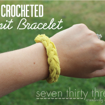 Hand Crocheted Bracelets