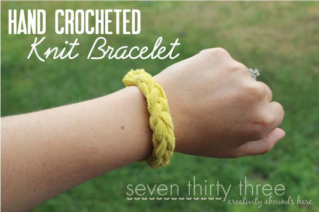 Hand Crocheted Bracelets