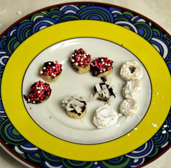 Miniscule Donuts
