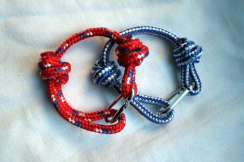 Jumprope Keychain Bracelets