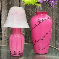 Makeover Flower Vases