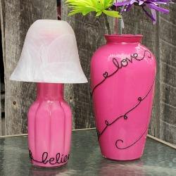 Makeover Flower Vases