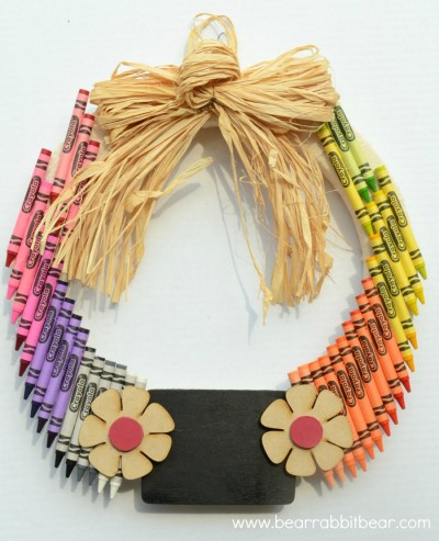 Back to School Teacher Wreaths
