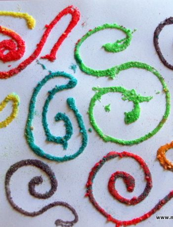 Froot Loop Art Projects