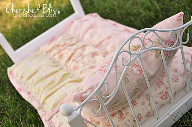 Doll Bed Quilt