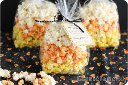 Candy Corn Popcorn Fun Family Crafts