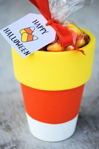 Candy Corn Favors