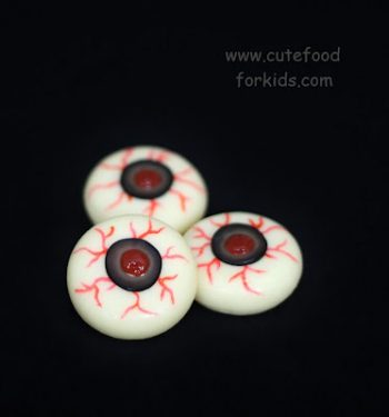 BabyBel Cheese Eyeballs