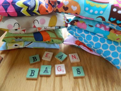 fun and easy crafts bean bags family crafts 4519